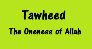 Image result for Al-Haakimiyyah as a branch of Tawheed