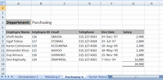 Excel Sheets Templates Creating Excel Templates 11g Release 1 11 1 1