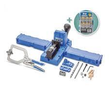 Kreg K5 With 260 Piece Pocket Hole Screw Kit