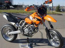 clean 2005 ktm supermotard smr for sale