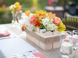 Outdoor Living:Flower Centerpieces Summer Wedding Table Decor Ideas Flower  Table Centerpieces Ideas Summer Wedding