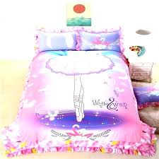 ballerina bedding set ballerina bedroom set ballet duvet covers white swan kids bedding set for girls