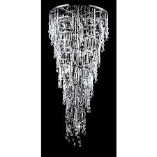 2 meters clear crystal chandelier ceiling lights p168082