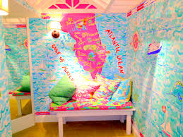 lilly pulitzer quilt inspired bedding collections paper plates party