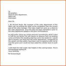 sales department budget template sales resignation letter sales assistant resignation letter