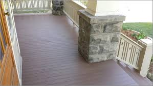 tongue and groove porch flooring composite