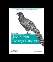 Javascript Design Patterns Unique Learning JavaScript Design Patterns Books