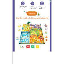 Bộ Board game dạy kỹ năng cho trẻ An Toàn Là Trên Hết - Super Safety Kids  Chính hãng TOI dành cho bé từ 3 tuổi tại TP. Hồ Chí Minh