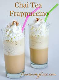 copycat chai tea frappuccino