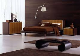 brown wooden wall decoration in bedroom design with white ceramic flooring tile also soft carpet black article types woods