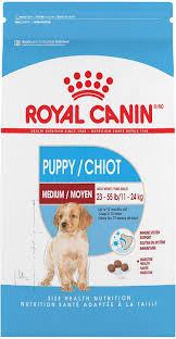 Royal Canin Medium Puppy Dry Dog Food 30 Lb Bag