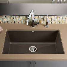 kitchen sinks and faucets. Modern Faucet |YLiving Precis Super Single Bowl Kitchen Sink Sinks And Faucets