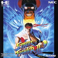 play street fighter ii champion edition nec pc engine game online