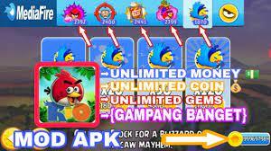 Angry Birds Rio mod apk. link di deskripsi download 📲 - YouTube