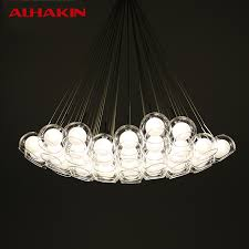 glass ball chandelier amazing home design intended for attractive household glass chandelier ideas