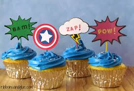 Avengers Assemble Birthday Party