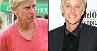 ellen degeneres without makeup photo 1