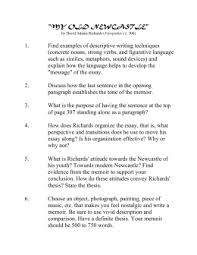 universal idea essay prompt revision steps find examples of descriptive