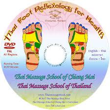 Thai Foot Reflexology Chart Thai Foot Reflexology For Health Video Thai Massage Book