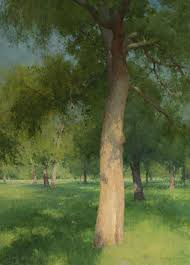 escape to tranquility the new american landscape features approximately 45 paintings by five contemporary artists including jackson artist richard kelso