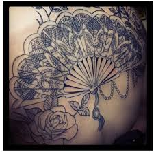 hand fan tattoo. aaaaaand now i\u0027m obsessed with fan tattoos. tattoo done by cristina garcia. hand a