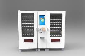 Customized Vending Machine Philippines Enchanting Satellite Vending Machine Smart Satellite Vending Machine With