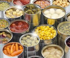 Αποτέλεσμα εικόνας για κονσέρβα λαχανικών φωτο