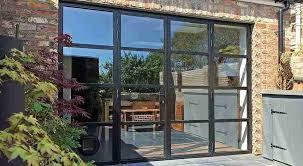 steel replacement doors
