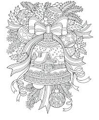Christmas Coloring Book Pages Pdf Christmas Colouring Free