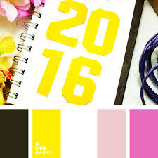 new year color scheme