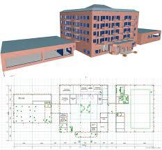 Курсовые и дипломные проекты общественное здание скачать dwg  Курсовой проект Гостиница для спортсменов на 100 мест 90 8 х 36 0