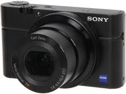 sony rx100. sony rx100 black 20.2 mp 3.6x optical zoom digital camera hdtv output sony rx100