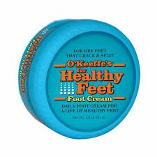 o keeffe s for healthy feet cream