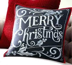 Outdoor Holiday Pillow Covers