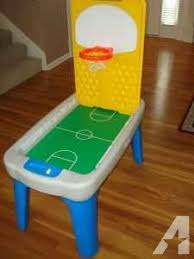 little tikes 3 in 1 sports table - (marysvile for sale Columbus, Ohio (marysvile) Sale Columbus