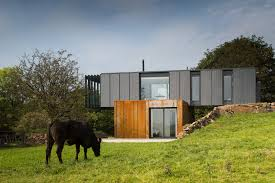 Grand Designs Container House Ireland Grillagh Water House Patrick Bradley Architects Archdaily