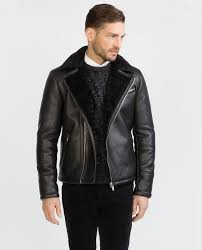 zara com uk en man jackets faux leather biker jacket c527506p3118010 html