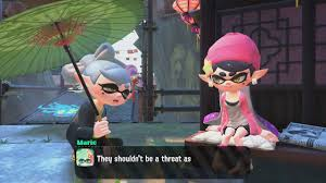 Splatoon 2 Marie
