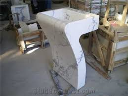 Marble pedestal sink Lithea White Marble Pedestal Sink Basins Stone Sink White Marble Pedestal Sink Basins From China Stonecontactcom