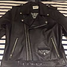 jean paul gaultier for target mens leather jacket