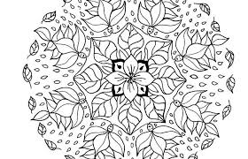 Small Picture printable mandala coloring pages