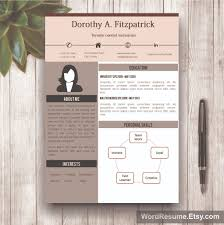 Creative Resume Word Template Magnificent Creative Resume Template Word Free Resume