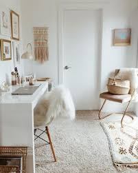neutral office decor. Home Decorating Ideas Cozy Styling Office | Neutral Decor Inspiration
