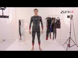 Zone3 Mens Guide To Putting On A Wetsuit Youtube
