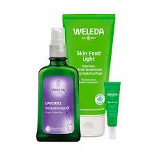 <b>Подарочный набор Relax</b> & enjoy <b>Weleda</b> в экомагазине EcoVille ...