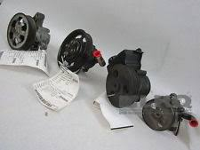 buick lacrosse power steering pumps parts 10 11 2010 2011 buick lacrosse power steering pump 33k oem fits buick lacrosse