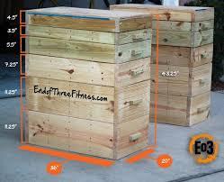 plyo box alternative diy box plyo box plans how to make stacking plyometric boxes