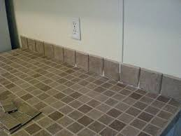 tiling laminate awesome tile over countertop can you put countertops unique subway install