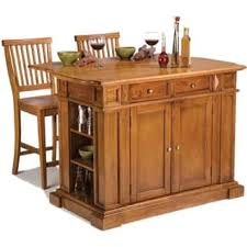 wood kitchen furniture. Gracewood Hollow Capote Distressed Oak Kitchen Island And Stools Set Wood Furniture