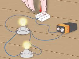 Light Switch Science Project How To Make A Parallel Circuit Wikihow